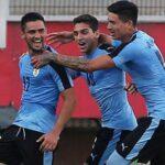 Ecuador pierde el invicto al caer 3-1 ante Uruguay por el Sudamericano Sub 20