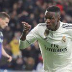Copa del Rey: Vinicius Junior conduce goleada del Real Madrid a Leganés 3-0