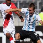 Sudamericano Sub-20: Perú cae 1-0 ante Argentina y queda fuera del hexagonal