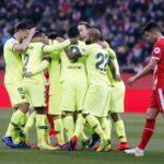 Barcelona 2-0 Girona: Equipo catalán lidera la Liga Española por la fecha 21