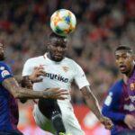 Copa del Rey: Sevilla venció 2-0 a Barcelona en el partido de ida