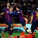 Copa del Rey: Barcelona golea 6-1 a Sevilla y clasifica con autoridad a semifinales