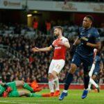 Copa de Inglaterra: Manchester United derrota 3-1 y elimina al Arsenal