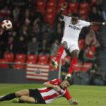 Copa del Rey: Athletic en partido de ida de octavos de final vence 3-1 al Sevilla