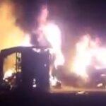 Al menos 27 muertos en un accidente de autobús en Pakistán