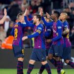Copa del Rey: Barcelona es confirmado en cuartos tras rechazarse recurso del Levante