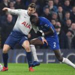 Copa de la Liga: Chelsea en partido de vuelta derrota 2-1 al Tottenham