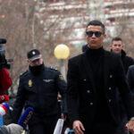 Cristiano Ronaldo: Multa de 20.000 euros por gesto contra Atlético de Madrid