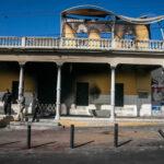 Venezuela: Queman un centro cultural chavista en escenario de protestas