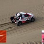 Dakar 2019: Nasser Al-Attiyah (coches) y Toby Price (motos) las figuras del rally