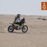 Dakar 2019: Chileno Quintanilla pasa a liderar rally en tercera etapa motociclística