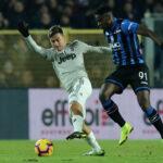 Copa Italia: Juventus de visita fue eliminado con goleada (3-0) por el Atalanta