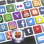 FC Barcelona es líder en interacciones en las diferentes redes sociales en el 2018