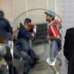 Callao: En pleno mercado asesinó de 3 balazos a su ex pareja por negarse a darle dinero (VIDEO)