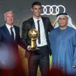 Globe Soccer Awards:Cristiano mejor jugador y Atlético de Madrid mejor club del 2018