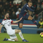 Ligue 1. de Francia: PSG se venga con una goleada histórica 9-0 ante el Guingamp