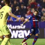 Liga Santander: Levante en la fecha 18 empata 2-2 con Girona FC.