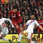 Premier League: Liverpool remonta el encuentro (4-3) ante el Cristal Palace