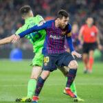 Copa del Rey: Barcelona remonta partido de ida (1-2) y gana 3-0 al Levante