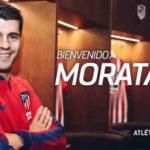 Atlético de Madrid: Álvaro Morata lucirá el '22' y será presentado este martes