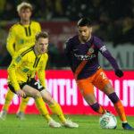 Copa Liga inglesa: Manchester City pasa a final ganando 1-0 al Burton Albión