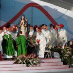 Papa dice a jóvenes que no son el futuro sino el ahora, en misa de JMJ