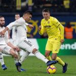 Liga Santander: Villarreal en un final vibrante empata 2-2con Real Madrid