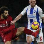 Premier League: Liverpool con gol de penal derrota 1-0 al Brighton