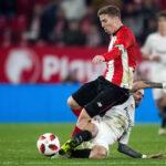 Copa del Rey: Sevilla cae 1-0 con Athletic pero clasifica por el resultado previo (3-1)