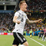 Anotación de Toni Kroos frente a Suecia fue elegida Gol del año 2018