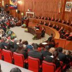 El Supremo venezolano no reconoce a la Asamblea Nacional por inconstitucional