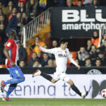 Copa del Rey: Valencia remonta la eliminatoria y clasifica ganado 3-1 al Sporting Gijón