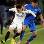 Copa del Rey: Valencia clasifica a semifinales con dos goles en el alargue(3-1) ante Getafe