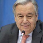 Guterres ofrece buenos oficios de la ONU para resolver la crisis venezolana