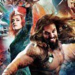 Aquaman reina en la taquilla estadounidense por tercera semana seguida