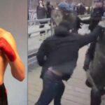 """Al gobierno francés le choca el apoyo al """"chaleco amarillo boxeador"""""""