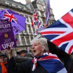 """Gobierno británico dice estar """"determinado"""" a abandonar la UE el 29 de marzo"""