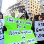 EEUU: Gobierno federal 23 días paralizado por el cierremás largo de su historia