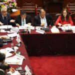Congreso: Conoce cómo se distribuirán las presidencias de comisiones
