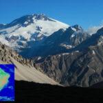 Proceso tectónico que elevó cordillera de los Andes comenzó en el Cretácico