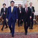 Putin y Abe se comprometen a firmar un tratado de paz pese a las diferencias