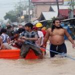 Filipinas: Al menos 126 muertos y 30 desaparecidos tras el paso de tormenta «Usman»