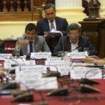 Comisión de Fiscalización investigará relación de Conirsa y CyM Vizcarra