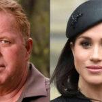 Reino Unido: Hermanastro de la princesa Meghan Markle arrestado por conducir ebrio (VIDEO)