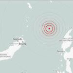 Indonesia: Terremoto de 6.6 grados de magnitud remeció este domingo las Islas Molucas (VIDEO)