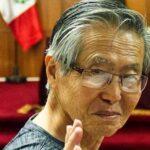 Tribunal pide evaluar salud de Fujimori, quien cumple 100 días en una clínica