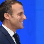 Macron registra la mayor subida de popularidad desde noviembre de 2017