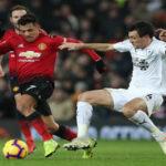 Liga Premier: United quiebra racha de triunfos y sólo rescata un punto (1-1) con Burnley
