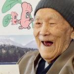 Japón: A los 113 años de edad falleció el hombre más longevo del mundo (VIDEO)