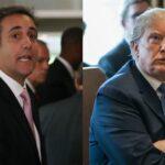 Trump pidió a su abogado mentir al Congreso sobre negocio ruso, según medio
